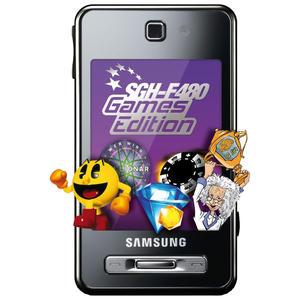 Games Edition SGH-F480
