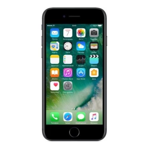 Смартфон Apple iPhone 7 32Gb Black фото
