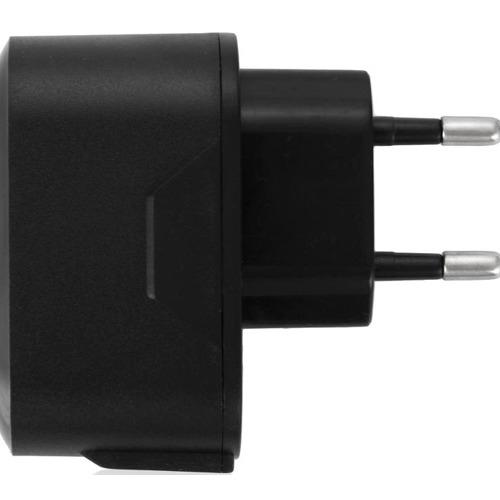 Сетевое зарядное устройство Deppa Prime Line micro USB 2100mAh Black фото