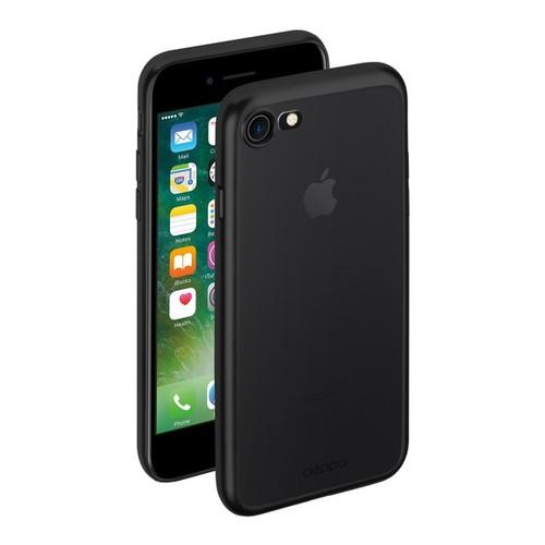 Накладка силиконовая Deppa Gel Plus Case iPhone 7 / iPhone 8 Mat Black фото